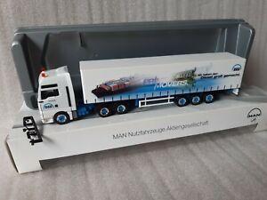 MAN TGA  33.530 MAN B&W  Prime Movers Wir haben den Diesel groß gemacht. Exlusiv