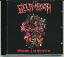 "Belphegor ""Bloodbath In Paradise"" / ""Obscure And Deep"" 1993, CD"