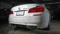 Fits 12-16 BMW 5 Series F10 M5 DTM Style Rear Diffuser Primered Fiberglass