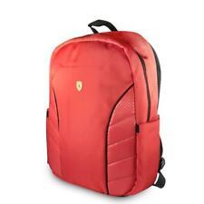 Ferrari Ordinateur Portable Sac à Dos Scuderia Rouge