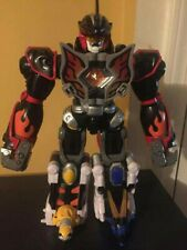 Power Rangers Jungle Fury Jungle Master Megazord
