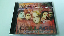 "SIXPENCE NONE THE RICHER ""COLLAGE A PORTRAIT OF THEIR BEST"" CD 14 TRACKS BONUS"