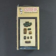 Greif 1/35th Scale Resin US Tank Crew Gear WWII/Korea Item No. GF001