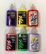 Dylon 3D Brillant Tissu Puff paint-Vert