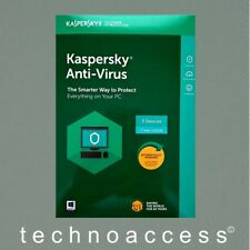 KASPERSKY ANTIVIRUS SECURITY 2020 3 PC 1 YEAR RETAIL VERSION (DOWNLOAD ONLY)