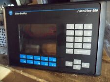 Allen Bradley PanelView 600  2711-K6C1 SER B / With 30 Days Warranty