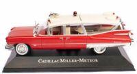 CADILLAC MILLER METEOR AMBULANCE MODEL CAR 1:43 SCALE IXO ATLAS 7495002 Brand Ne