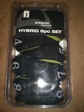 Stealth Club Covers 18120 Hybrid Set 3-PW Golf Club Head Cover 8-Piece, Wasabi