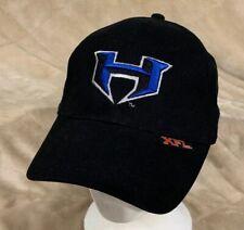 VTG New York/Jersey Hitmen Adult OSFA Drew Pearson Stretchfit Hat XFL Football