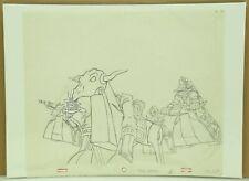 Bravestarr Original Production Art Animation Drawing Sketch (19-16)