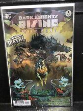 Dark Knights Rising The Wild Hunt #1 (2018 One-Shot DC_ Dark Nights Metal Tie-In