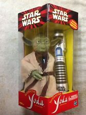 Interactive Yoda And Lightsaber