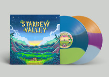Stardew Valley - Video Game Soundtrack Tri-Color Variant Vinyl Record LP Limited