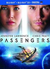 Passengers [Combo Blu-ray 3D   Blu-ray   Copie digitale] VF NEUF