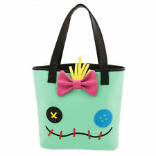 Disney Store Stitch and Scrump Tote Bag for Adults by Loungefly