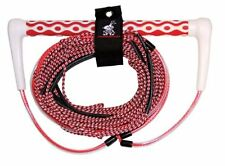 New Airhead Ahwr 6 Wakeboard Rope Dyna Core Red 70 Feet Free Shipping