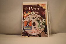 Flickback Greeting or Birthday Card With DVD  For Those Born in 1944    (v417)