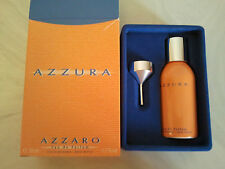 AZZURA By Azzaro 50ml EDP Refill Bottle Women's Perfume New Fragrance Rare Disc.
