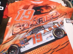 Daniel Suarez Arris Nascar Joe Gibbs Racing shirt L ( free item)