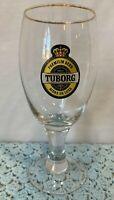Tuborg Premium Beer Glass Chalice 330ml Copenhagen Denmark