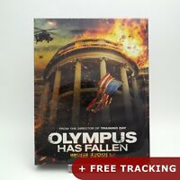Olympus Has Fallen .Blu-ray Full Slip Case Edition