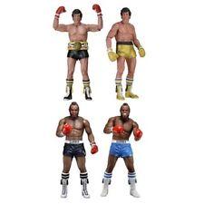 Figuras de acción de TV, cine y videojuegos Figura NECA, Rocky