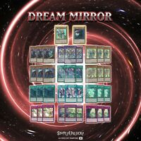 DREAM MIRROR DECK 38 | IKELOS MORPHEUS HYPNAGOGIA ONEIROS | CHIM RIRA YuGiOh