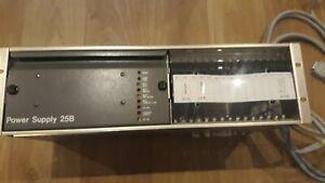 Marconi Power Supply 25b protolink powershelf 2b rack mount