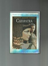 Cleopatra (3-Disc Set, Five-Star Collection),Richard Burton,Elizabeth Taylor,DVD