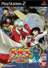 Used PS2  Inuyasha: Feudal Combat SONY PLAYSTATION JAPAN IMPORT
