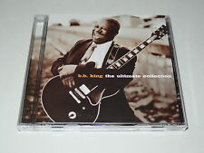 The Ultimate Collection - B.B. King (CD 2005) Like New 21 Songs Fast FREE Ship