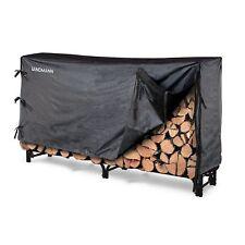 Landmann 82443 Firewood Rack with Cover,(8 ft.)