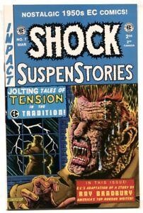 Shock Suspenstories #7 1994- Russ Cochran EC comic reprint