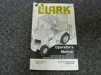 clark cgp 30 manual