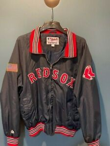 Authentic Boston Red Sox Lightweight Team Majestic Team Jacket - XL