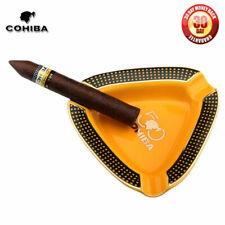 COHIBA Keramik Aschenbecher 3 Zigarren Mit Geschenkbox Zigarre Aschenbecher