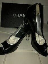 Chanel Shoes Patent Pumps 42