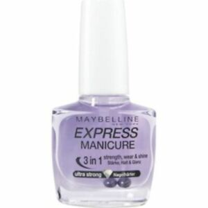 Maybelline New York Express Manicure 3 in 1~Strengthen, Wear and Shine