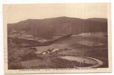 le mont beuvray , ancien bibracte de césar