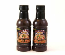Hogs N Heat Sweet and Savory BBQ Sauce - 18oz 2 PACK