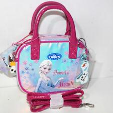Borsa Frozen Disney Round hand bag Shinning tracolla ragazza bambina borsetta