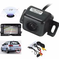 HD 170 ° IP66 Rearview Reverse Backup Camera Night Vision for Car Rear Bumper
