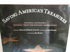America's Treasures Book Hardcover Save Our Heritage Before It Vanishes