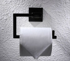 Wall Mounted Toilet Roll Paper Holder Shelf Bathroom Hanger Stainless Steel 304