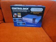 Nintendo Entertainment System Control Deck in Original Box