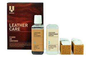 LEATHER MASTER Maxi Cleaning Kit  by Uniters