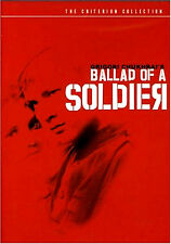 BALLAD OF A SOLDIER Criterion Collection Factory Sealed DVD 037429167922
