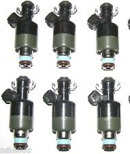 SET of SIX BRAND NEW GM Fuel Injectors, 1994-99 GM cars, 3.1L, V6, 17113774