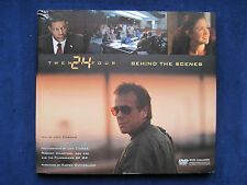 Behind the Scense of the Hit TV Series '24' SIGNED by Its Star KIEFER SUTHERLAND