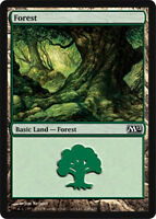 mtg Magic the Gathering FOREST x24 basic land lot card green mana mixed